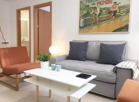 pedregalejo: cozy apartment front of the beach