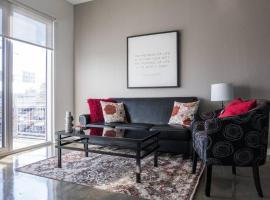 Stylish 1BR in Pearl Dist | Minutes to everything
