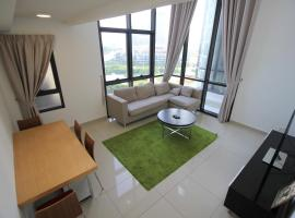 Vivian Cozy Duplex Apartment @ Cyberjaya