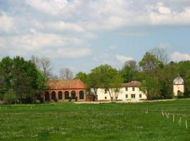 Château du Bourg, Perreux (рядом с городом Neaux)