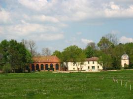 Château du Bourg, Perreux (рядом с городом Notre-Dame-de-Boisset)