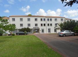 L'Echappée Hotel, Saint-Georges-d'Oléron