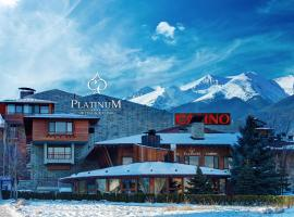 Platinum Hotel and Casino Bansko (ex. Perun Hotel)