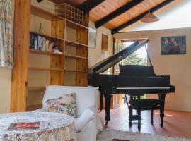 Emoyeni, the Music Room
