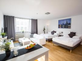 Appartementhaus Beckergrube