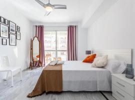 hm malagueta 2 dormitorios con terraza