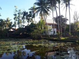 Lotus pond villa
