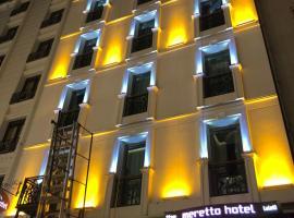 Meretto Hotel LALELİ
