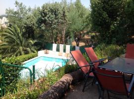 Grande villa Super Cannes avec piscine