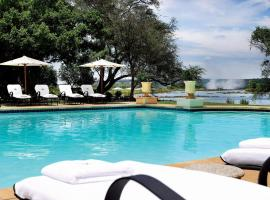 Royal Livingstone Hotel by Anantara, Ливингстон
