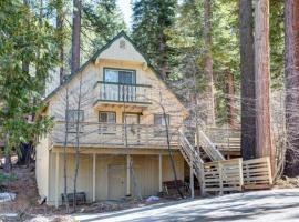Brookside Cottages inside Yosemite National Park