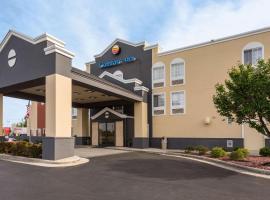 Comfort Inn Decatur Priceville