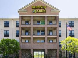 MainStay Suites Hotel Rogers, Rogers