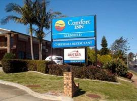 Comfort Inn Glenfield