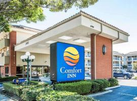 Comfort Inn Near Pasadena Civic Auditorium