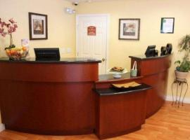 Quality Inn & Suites Santa Cruz Mountains Ben Lomond