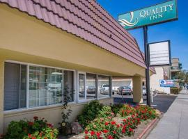 Quality Inn Santa Cruz