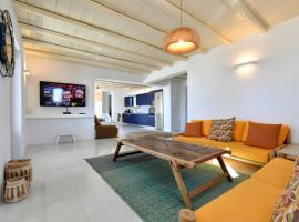 Beautiful Villa Suite near Drios!