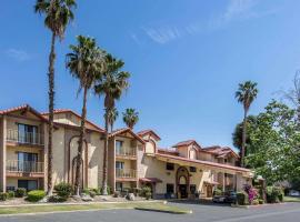 Quality Inn & Suites Bakersfield