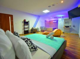 Vanilla suite