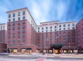 Hampton Inn Suites Oklahoma City Bricktown