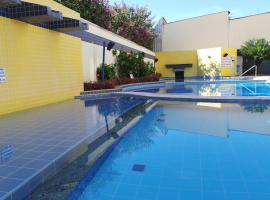 Apartamento Thermas das Caldas Residencial