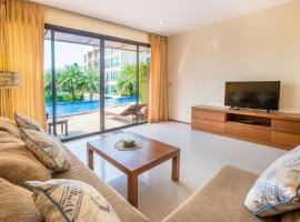 Avanta condominium apartment with pool access A107