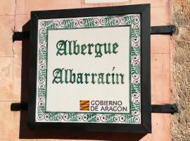Albergue Albarracín