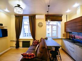 New Apartment on Rubinshteina 14
