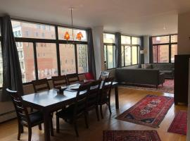Bright and Comfortable 3 Bedroom Soho - Nolita Lower Manhattan Loft