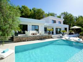 San Agustin des Vedra Villa Sleeps 8 Pool Air Con