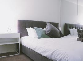 HFN Bourke St Short stay Apartment