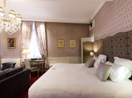 Best Western Premier Grand Monarque Hotel & Spa, Шартр