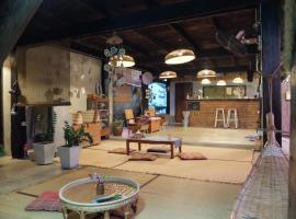 IAmWarin mini Hostel