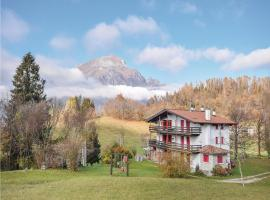 Four-Bedroom Holiday Home in Belluno (BL)