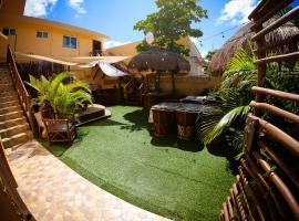 Maha Sand Suites