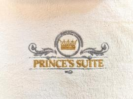 Prince's Suite Luxury Business Collection