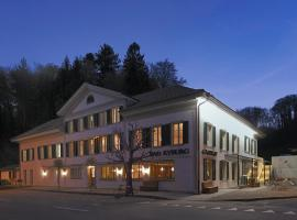 Hotel Bad Kyburg, Kyburg-Buchegg