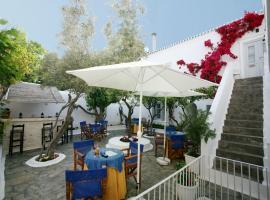 Villa Christina, Spetses