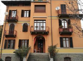 Villa Curiat - Open Space