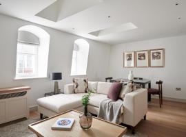 Deluxe Covent Garden Suites by Sonder