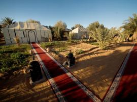 luxury sahara rimal camp