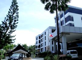 The Ritz Hotel at Garden Oases, Davao City