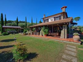 Macchiascandona Villa Sleeps 11 Pool Air Con WiFi