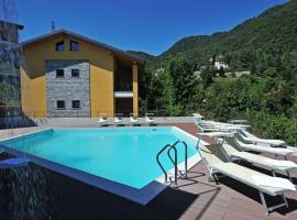 Argegno Apartment Sleeps 6 Pool