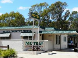 Glenrowan Kelly Country Motel