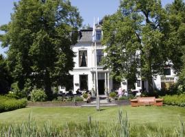 Logis Hotel Restaurant Lunia, Oldeberkoop