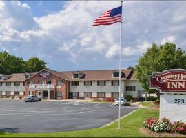 Country Hearth Inn-Toccoa