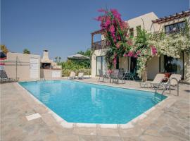 Four-Bedroom Holiday Home in Pafos - Cyprus