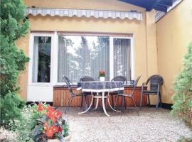 Holiday home Wossidloweg A